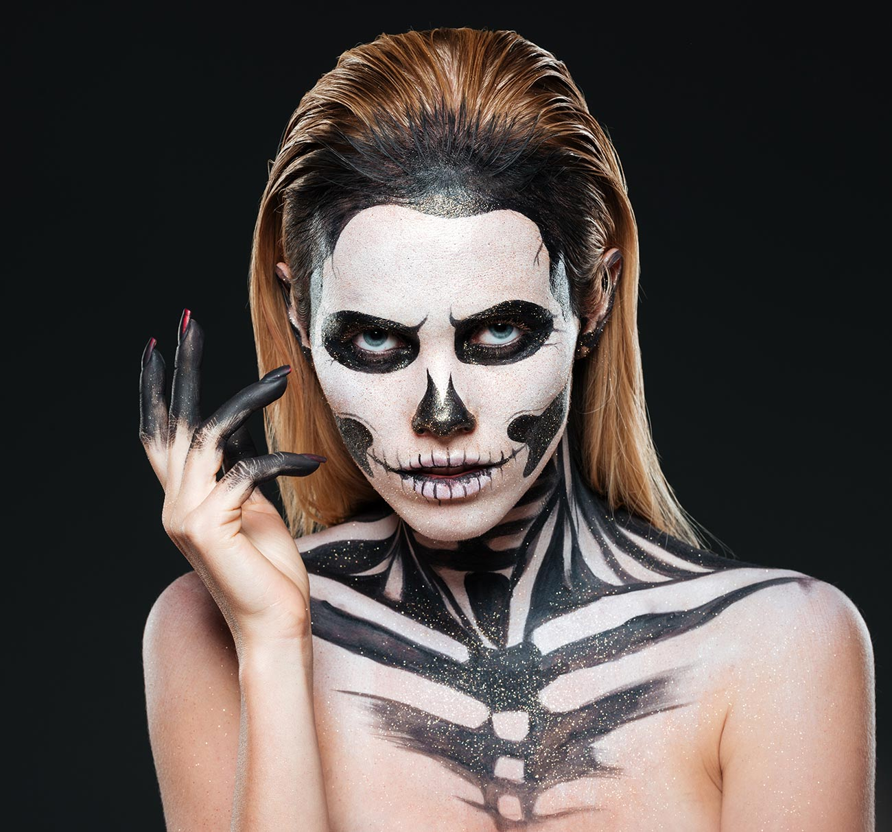 Halloween Make Up Artists