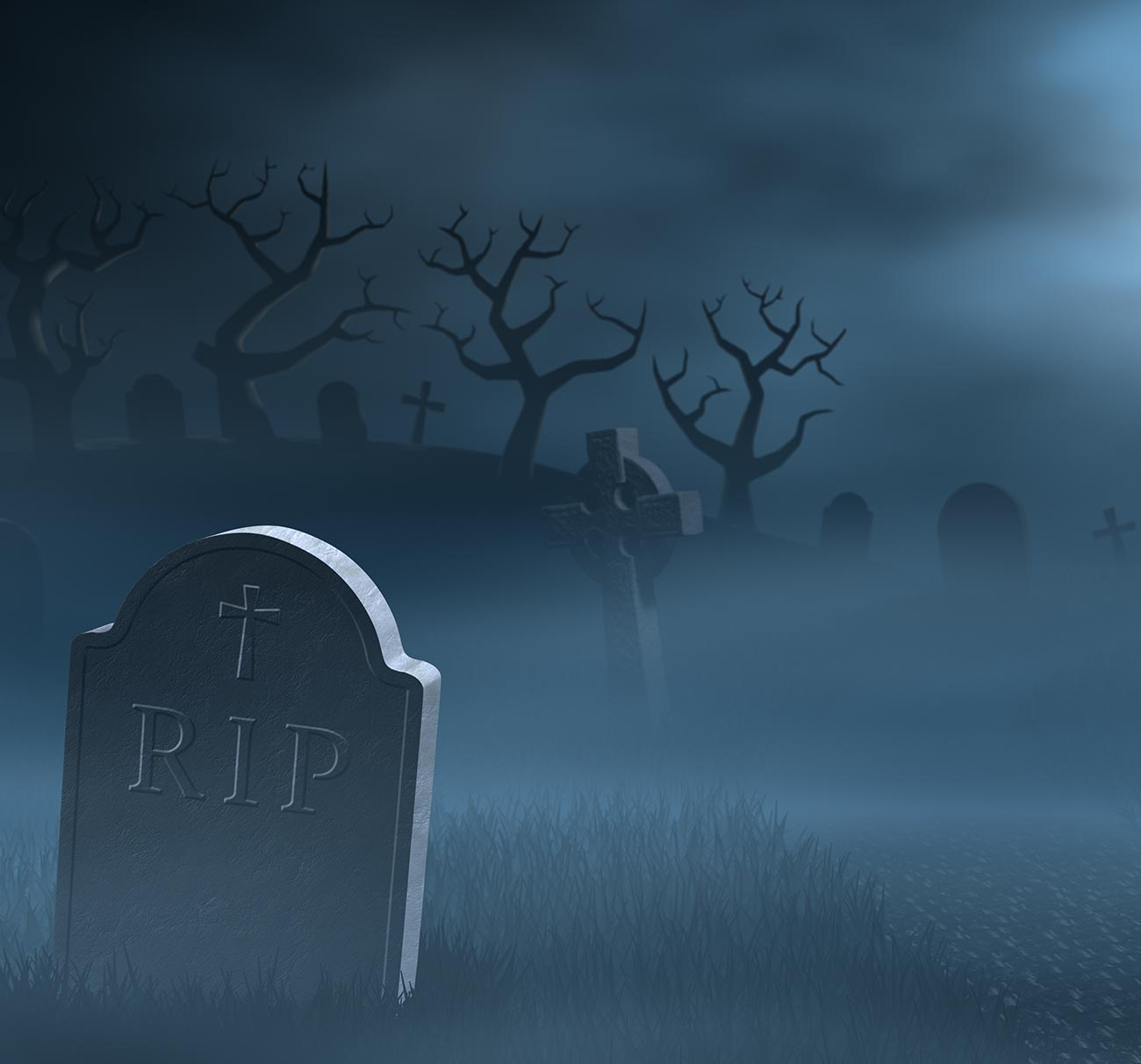 Spooky Fog