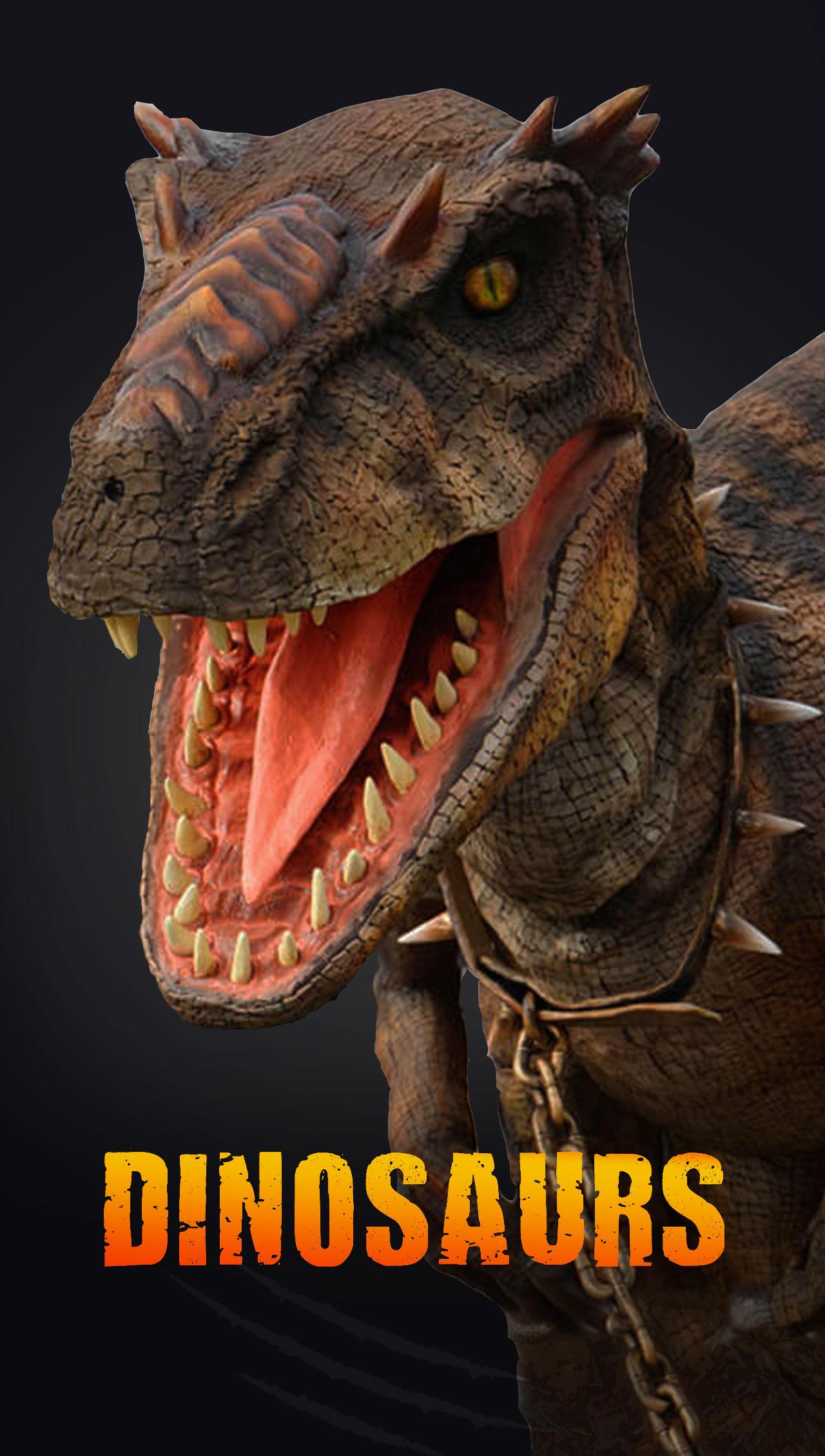 J-Rex the Eventosaurus
